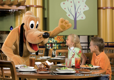 Celebrate Mom with Your Disney Friends at the Garden Grove!
