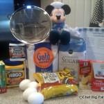 DIY Disney Recipe: Chocolate Chip Crumbcakes
