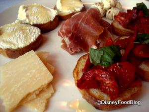Portobello Appetizer