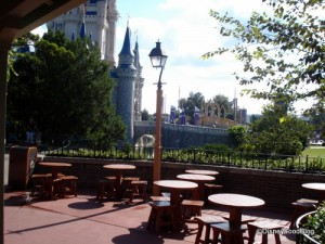 sleepy hollow seating disney world