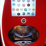 Coke Freestyle Machine in Disney World