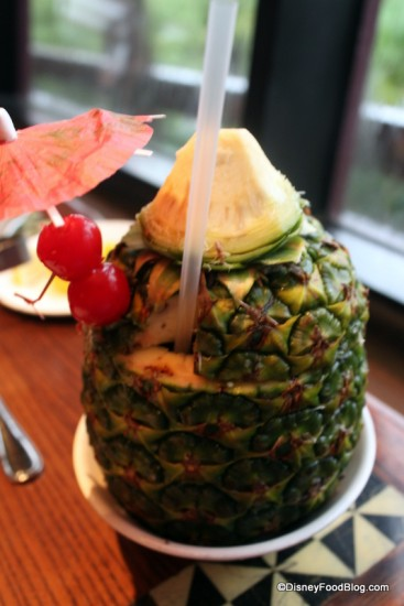 Lapu Lapu from the Tambu Lounge