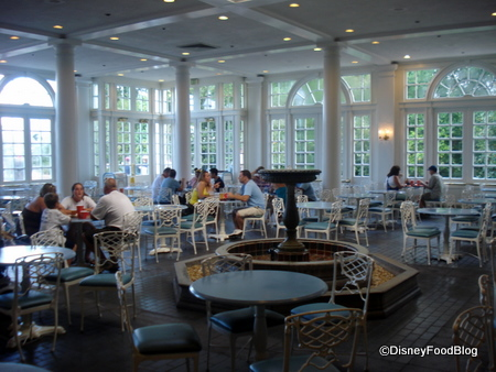 Epcot S Liberty Inn A Publick Dining Room