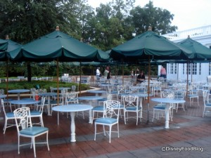 Outdoor Seating