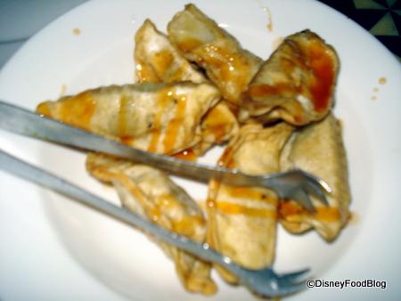 'Ohana Pork Dumplings
