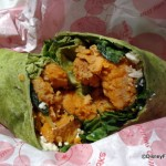 Festival Chicken Wrap