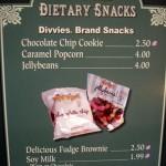 Gluten Free Snacks at Main Street Bakery
