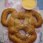 Mickey-Shaped Pretzels Spotted in Disney World!