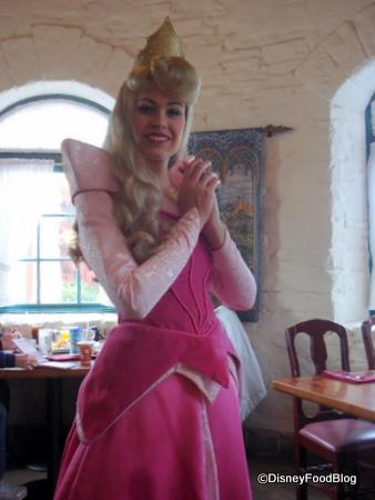 Akershus Review Princess Storybook Breakfast