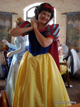 Akershus Review Princess Storybook Breakfast The Disney