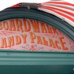 Disneyland Paris: Boardwalk Candy Palace