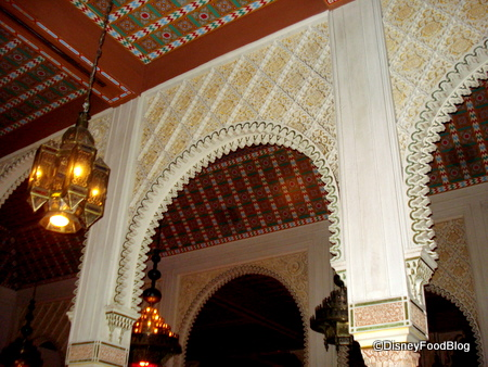 Restaurant Marrakesh Review The Disney Food Blog