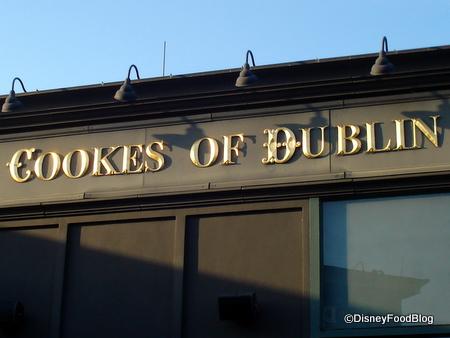 Cookes of Dublin -- Outside
