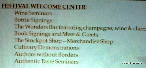 Buy Tickets Epcot Food Wine Festival