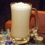 Butter Beer Pudding From the WDW Swan and Dolphin