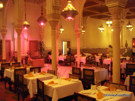 Restaurant Marrakesh Review The Disney Food Blog