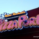 Disneyland's Redd Rockett's Pizza Port