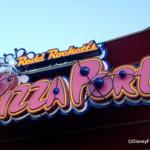 Dining in Disneyland: Redd Rockett's Pizza Port