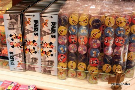 Disneyland Paris Boardwalk Candy Palace The Disney Food