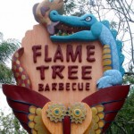 Flame Tree Barbecue: Lunch With a View