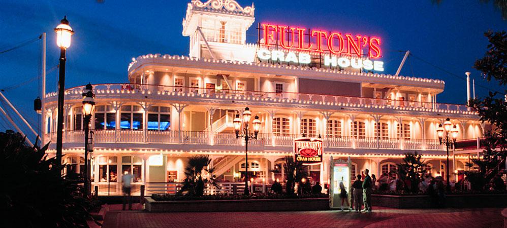 Downtown Disney Restaurants Orlando