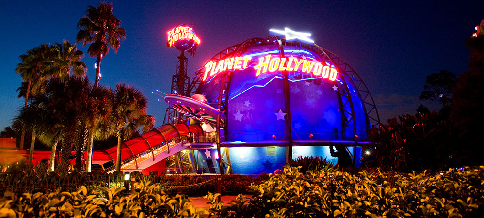 Planet Hollywood The Disney Food Blog