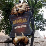 News: Indoor Seating Area Coming to Disneyland's Bengal Barbecue