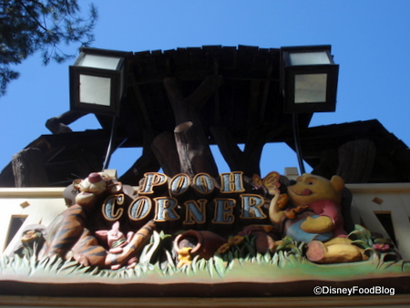 Pooh Corner in Critter Country