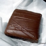 Chocolate-Covered Peanut Butter Sandwich