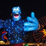 Genie at World of Color