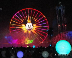Fun Wheel After World of Color
