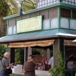 Epcot Food & Wine Festival Food Pictures: Belgium, South Korea, Charcuterie and Cheese Booths