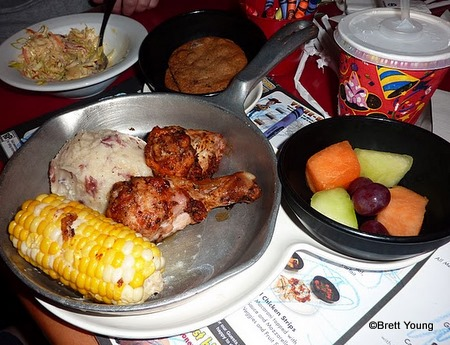 Whispering Canyon Cafe Breakfast Review