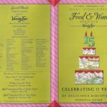 2010 Epcot Food and Wine Festival Guide