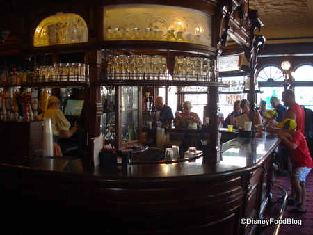 View of the Pub and Bar at Rose and Crown
