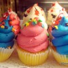 The Mystery of the Pink, Blue, and White Cupcakes