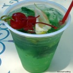 Disneyland's Mint Julep Recipe