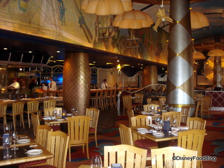 Review disney world s flying fish cafe the disney food blog for Flying fish cafe disney