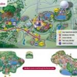 Course Maps for Wine & Dine Half Marathon Weekend