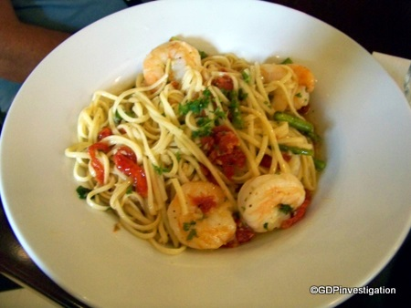 Shrimp Scampi With Sun-Dried Tomatoes And Artichokes ...