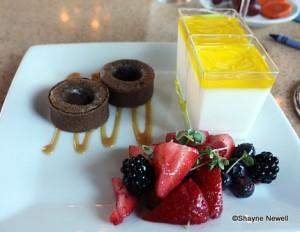 Adults' Dessert Plate