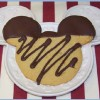 Disneyland's Treat of the Month: Chocolate-Dipped Peanut Butter Mickey Cookie