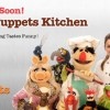 Cat Cora Teams up with the Muppets