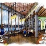 Hacienda de San Angel Interior Concept Art