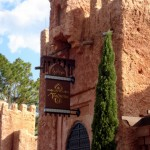 Lunch at Epcot's Tangierine Cafe