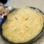 DIY Disney: Disney Village Peach Cobbler