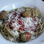 Kids' Spaghetti and Meatballs