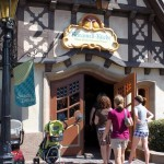 First Look! Epcot's New Karamell-Küche