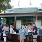 Guest Review: 15 Beers for 15 Years Kiosk at Epcot Food & Wine Festival