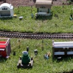 The German Train Village's Own Food & Wine Festival